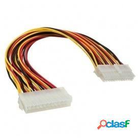 Startech Cable Extensor de Alimentación ATX 24 pin
