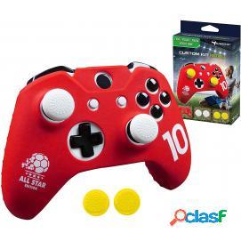 Subsonic Kit Football Rojo Xbox One