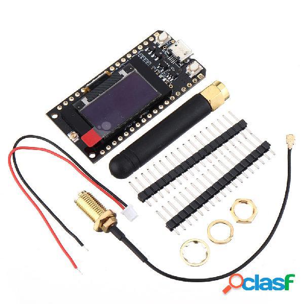 TTGO LORA32 868Mhz SX1276 ESP32 OLED Pantalla Bluetooth WIFI
