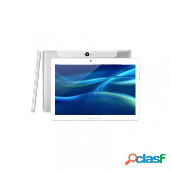 "Tablet SUNSTECH TAB1081 10"" Plata"