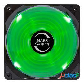 Tacens Mars Gaming MF12 120 mm LED Verde