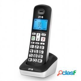 Teléfono Inalámbrico SPC Gossip Negro