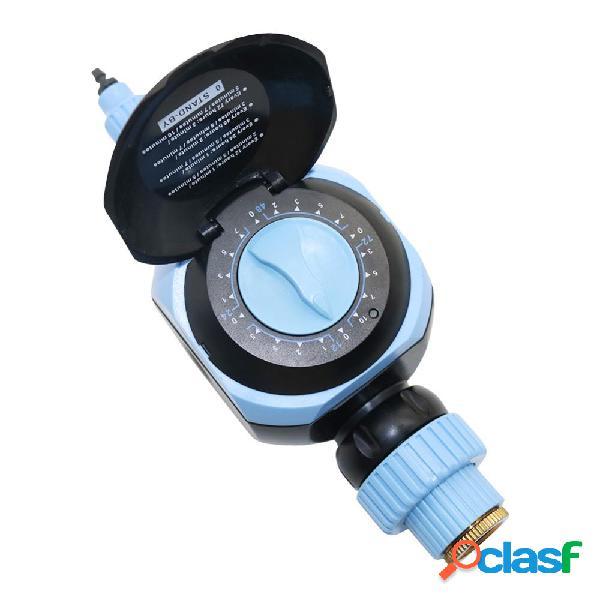 Temporizador de riego automático electrónico Impermeable