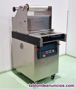 Termoselladora semi automatica al vacio tecnotrip