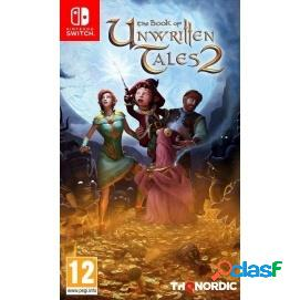 The Book of Unwritten Tales 2 Nintendo Switch