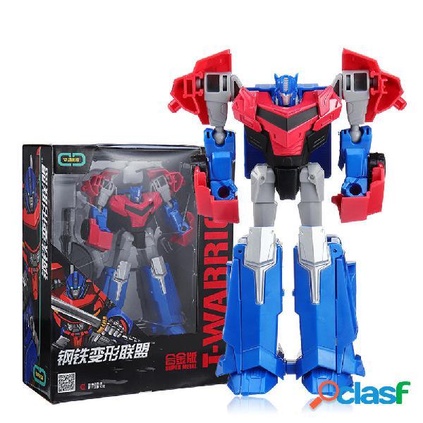 Transformers Toys Optimus Prime Voyager Colección Regalo
