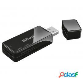 Trust Nanga Lector de Tarjetas USB 2.0
