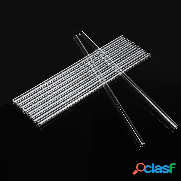 Tubo de vidrio transparente de vidrio borosilicato de 15