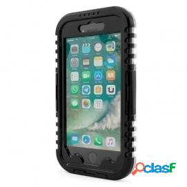 Unotec Funda Waterproof Negra para iPhone 7 Plus/8 Plus
