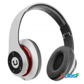Unotec Pitaly 5 Auriculares Bluetooth Blanco