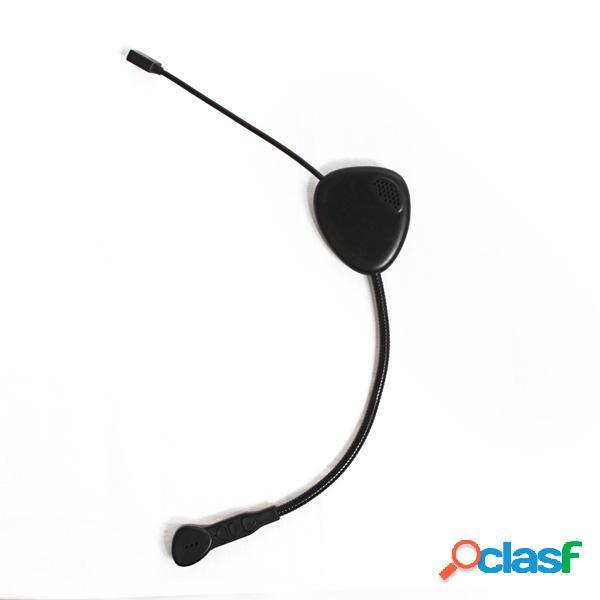 V1-1 moto casco auricular mono automática de llamadas con