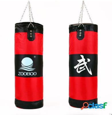 Vacío colgando de boxeo de perforación Sandbag MMA