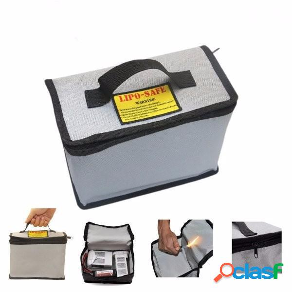 YDL2043 Pórtatil Bolsa de Batería de Lipo de Seguridad A