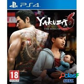 Yakuza 6: The Song of Life Launch Edition PS4