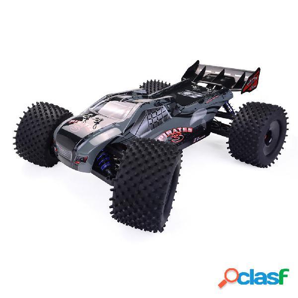 ZD Racing 9021-V3 1/8 2.4G 4WD 80 km / h Sin escobillas Rc
