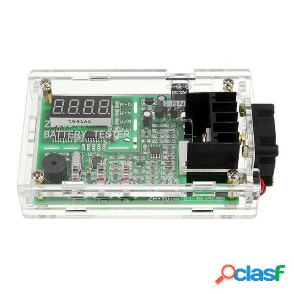 ZHIYU® ZB206 12V Multifunción Batería Capacidad Prueba de