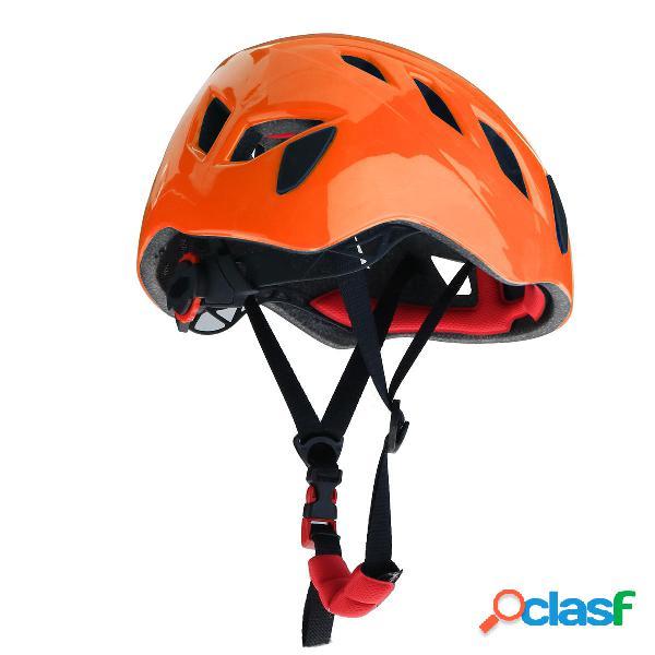 al aire libre Unisex PC EPS ajustable casco de rescate de