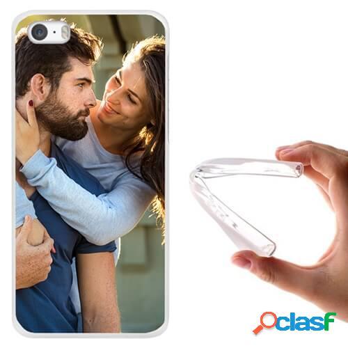 iPhone SE - Funda personalizada blanda