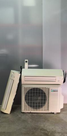 Aire ac. Daikin split 2X1 inverter FRG