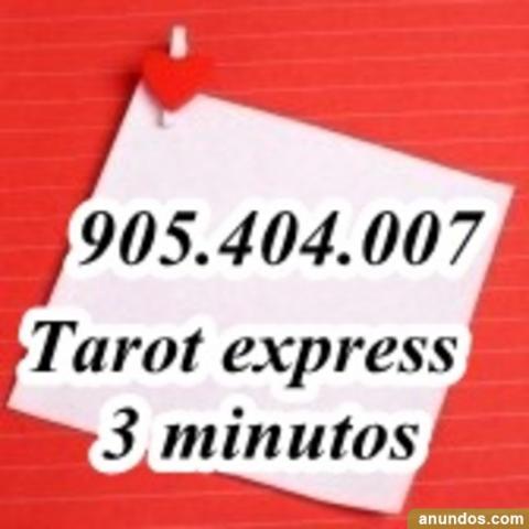 Tarot 3 minutos express