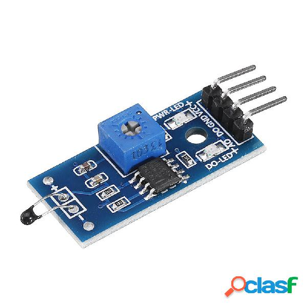 10 piezas Módulo térmico Sensor Interruptor de temperatura