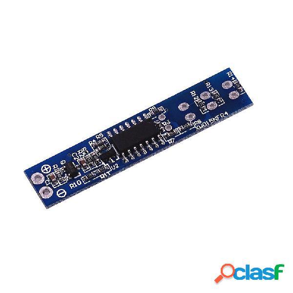 10pcs 4S Single 3.7V 18650 Litio Batería Módulo indicador