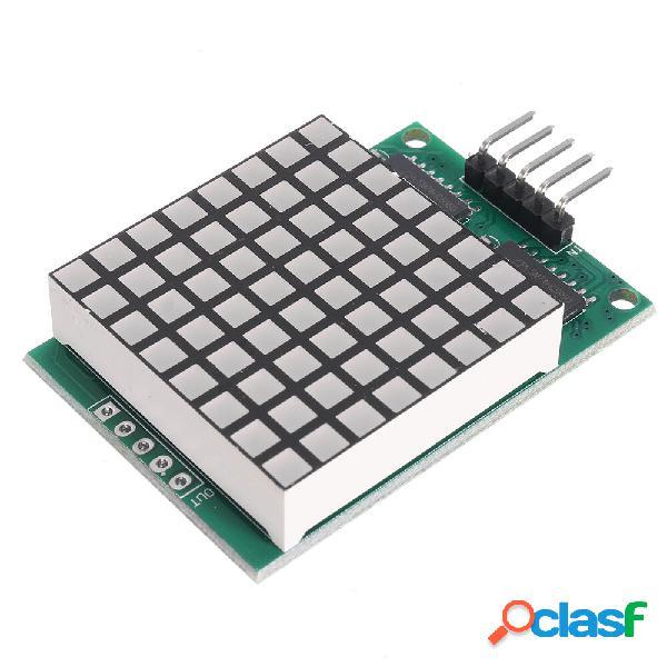 10pcs DM11A88 8x8 Square Matrix Red LED Dot Pantalla Módulo