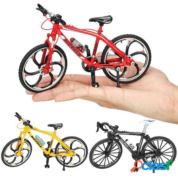1:10 Diecast Modelo de bicicleta Juguetes Carrera Ciclo