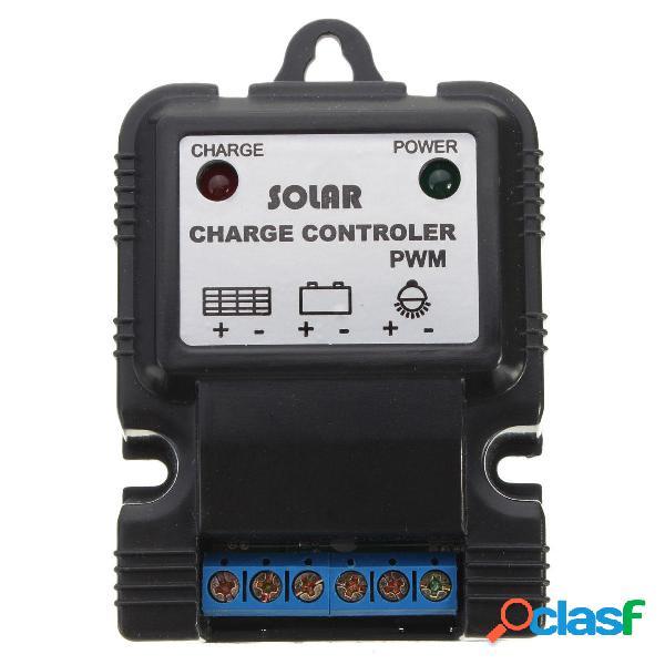12V 3A PWM Solar Cargador de panel Batería Regulador de