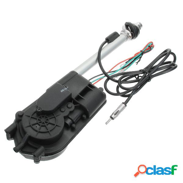 12V FM AM Retráctil Universal Automático Antena Coche