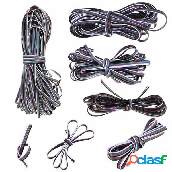 1M-50M Cable de línea de cable de extensión de 5 pines