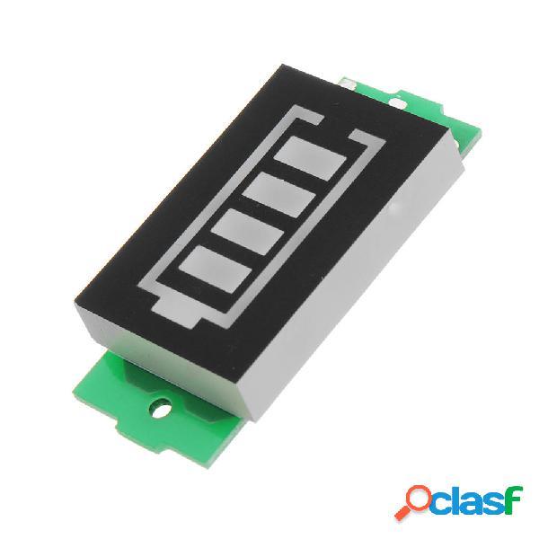 1S/2S/3S/4S Tablero indicador de energía del paquete de