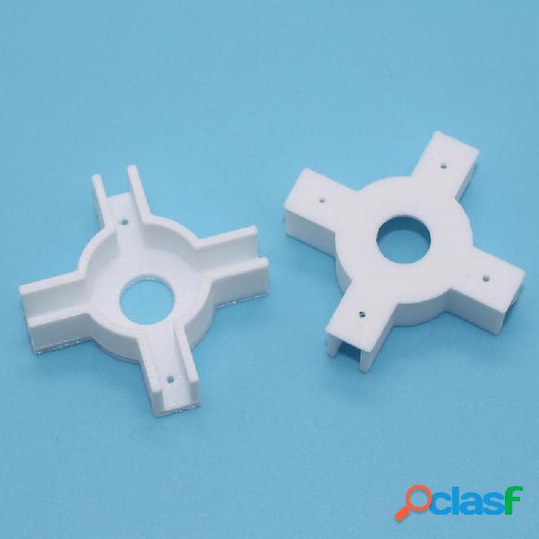 2 piezas F3P Impreso en 3D motor Montaje 3 mm / 5 mm para