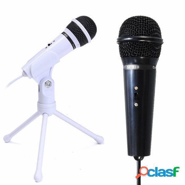 3.grabación de micrófono micrófono de condensador de 5 mm