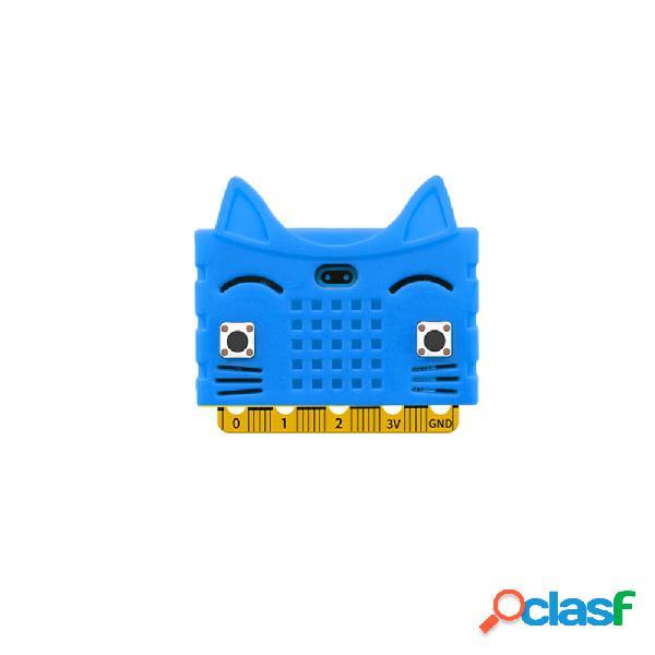 5 piezas azul Silicona cubierta protectora para placa base