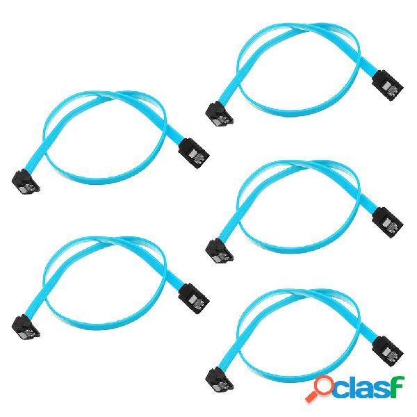 """5 x 18 """"Cable SATA 3.0 SATA3 III Cable convertidor de disco"""