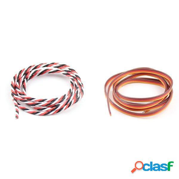5m 60 Núcleos Servo Alambre de Extensión DuPont Cable