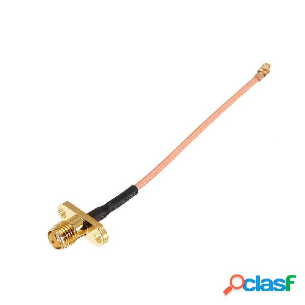 7CM Cable de Adaptador de SMA Hembra de Coleta a Conector