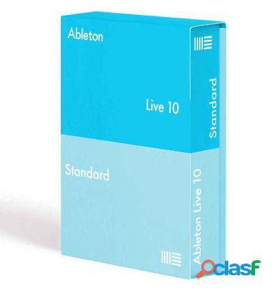 ABLETON LIVE 10 STANDARD DESDE LIVE INTRO