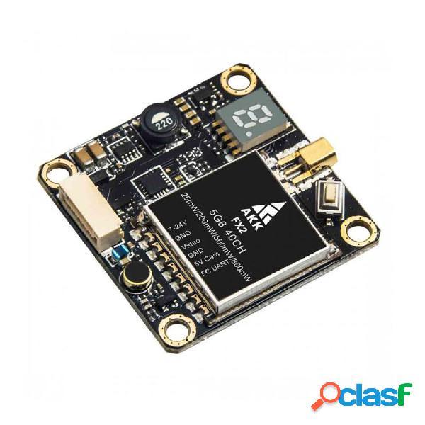 AKK FX2 5.8Ghz 40CH 25mW / 200mW / 500mW / 800mW FPV