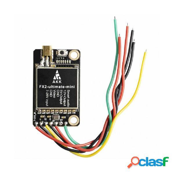 AKK FX2 Ultimate Mini US Versión 5.8GHz 40CH 25mW / 200mW /
