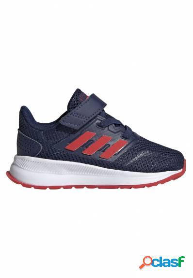Adidas - Deportiva bebé marino runfalcon I con velcro