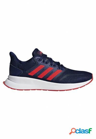 Adidas - Deportiva runner mujer Runfalcon marino