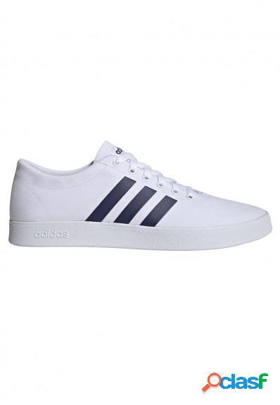 Adidas - Zapatillas casual clásica blanco en lona