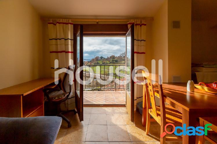 Amplia casa rural en venta de 133 m² en Santiago del