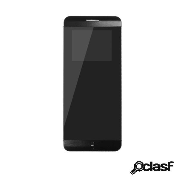 Anica A7 1.63 Inch Ultra delgado podómetro MP3 Dual SIM