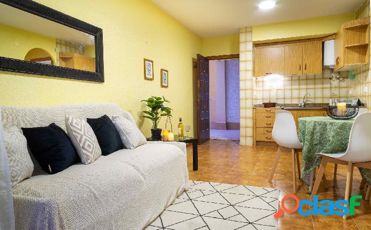 Apartamento de un dormitorio c
