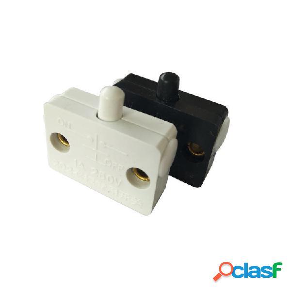 Armario interior Interruptor de luz de empuje Interruptor