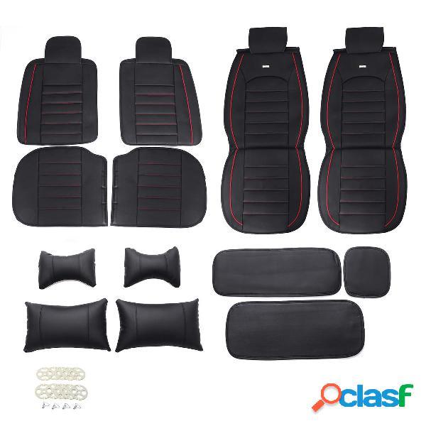 Asiento de cuero Coche Asiento de 5 asientos SUV Coche