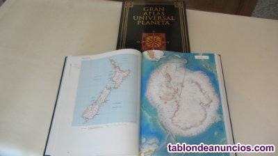 Atlas de españa y universal